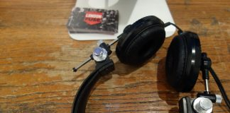 Headphones and fuse, all I need.