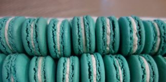 Petit Paris macarons in London, ON