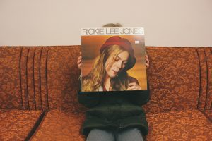 Rickie Lee Jones records