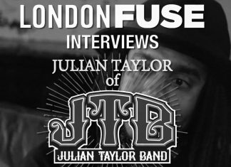 Fuse Interviews Julian Taylor
