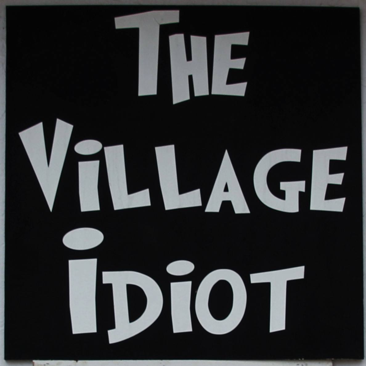 Free Comic Book Day 2019 List: The Village Idiot