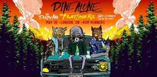 Dine Alone Spring Tour