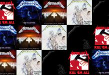 metallica album art