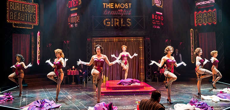 Guys and Dolls - On The Run 2017