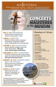 magisterra soloists chamber music london ontario museum london