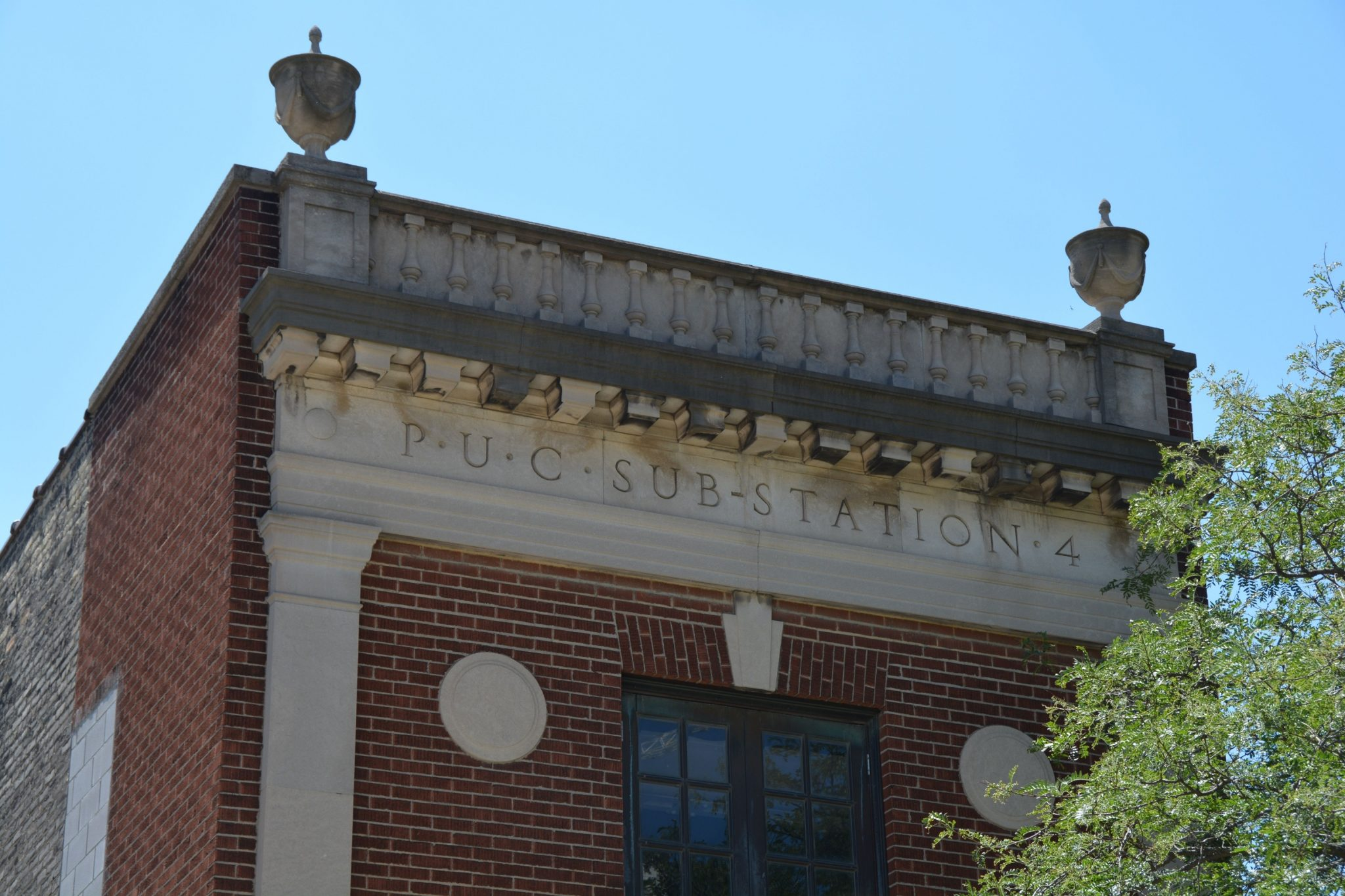 The historic substation is right on Carling Street.