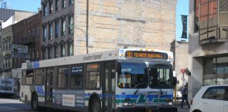 London Transit Commission bus