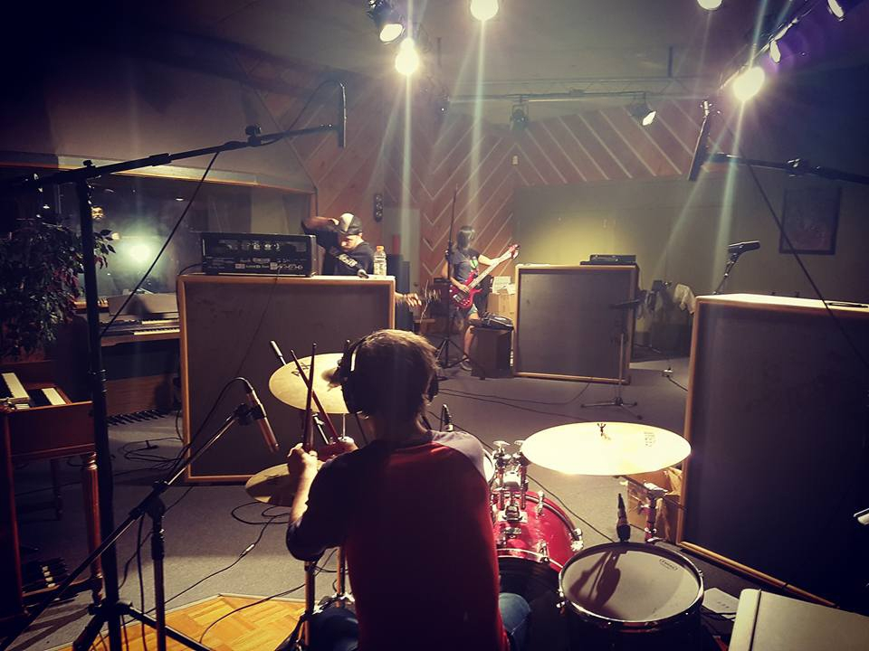 Specks recording at OIART