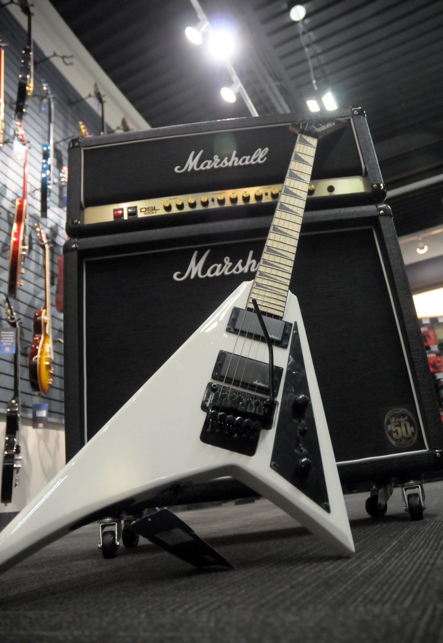 Jackson V and Marshall smp