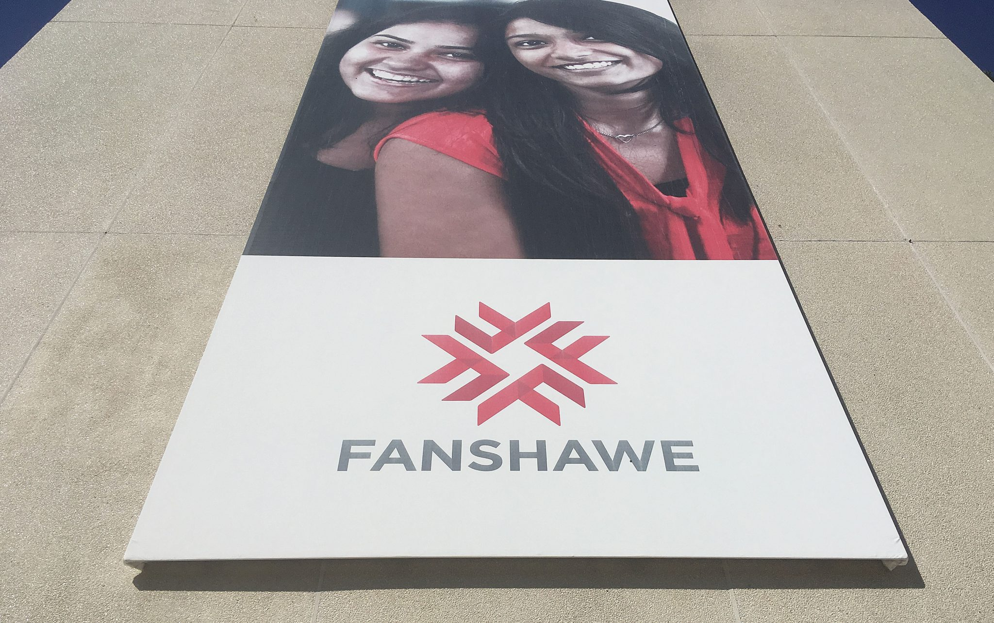 fanshawe college sign