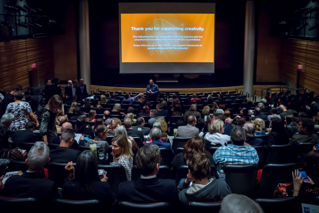 The Audience at Forest City Film Festival