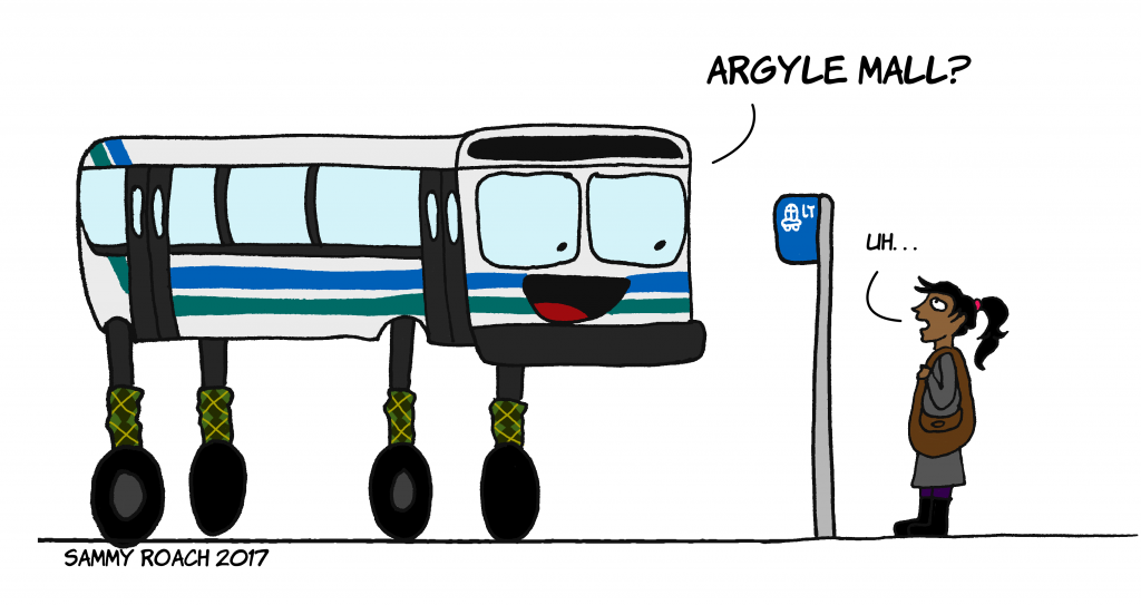 london transit argyle mall 2018