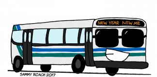 london transit bus