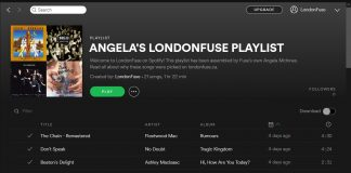 Welcome to LondonFuse on Spotify!