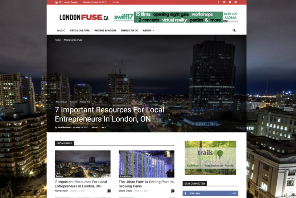 Sponsored Content LondonFuse