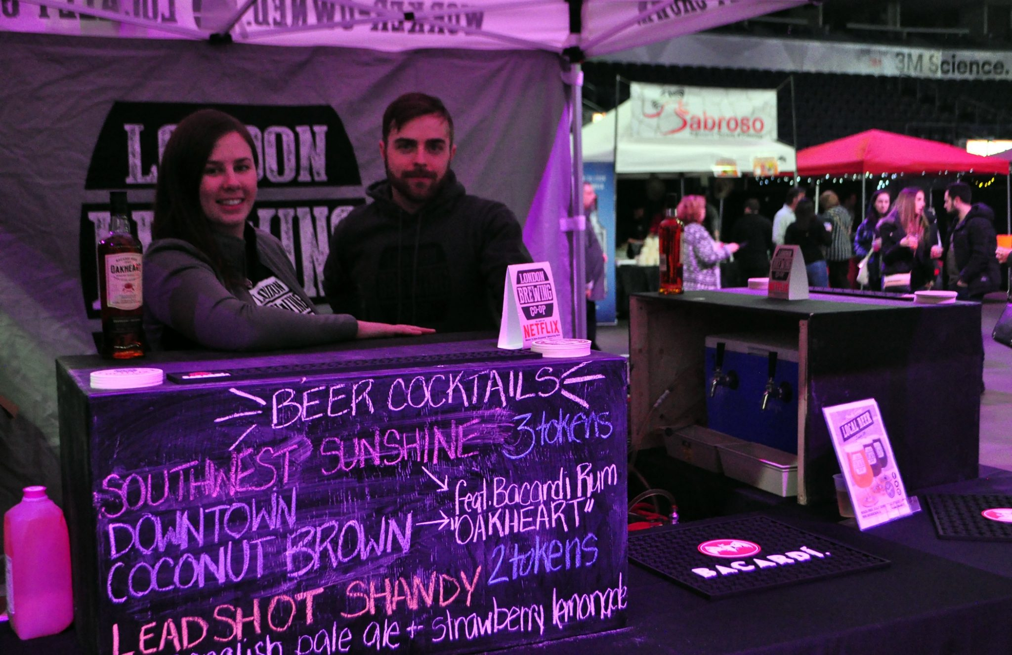 London Brewing Co-op crafting the beers of our heart.