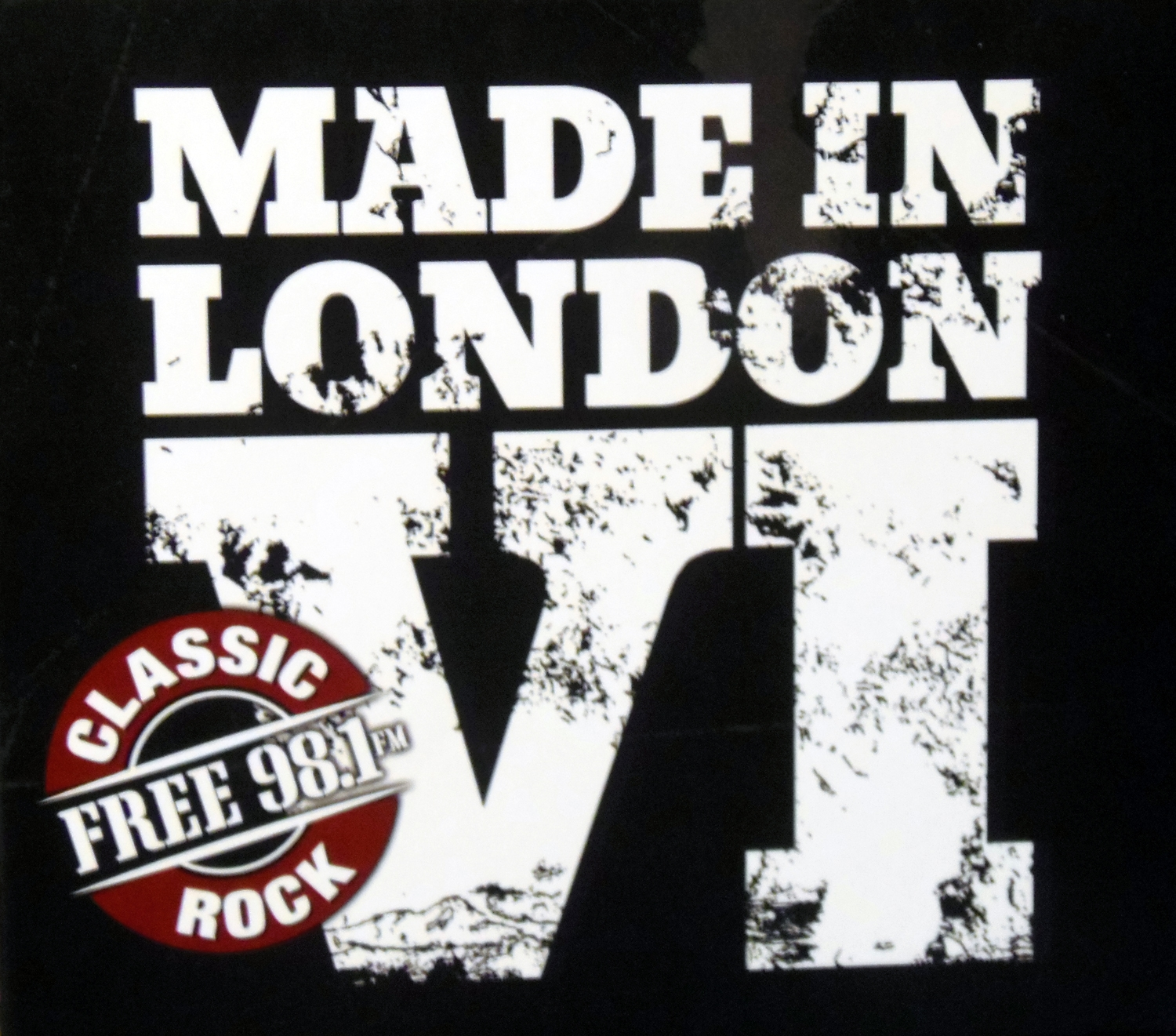 Made In London compilation album.