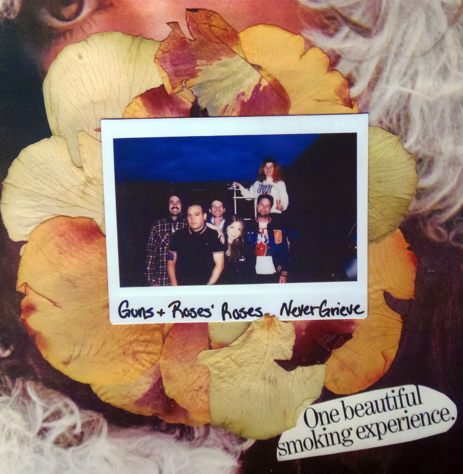 Never Betters/Grievances joint release - Guns and Roses' Roses.