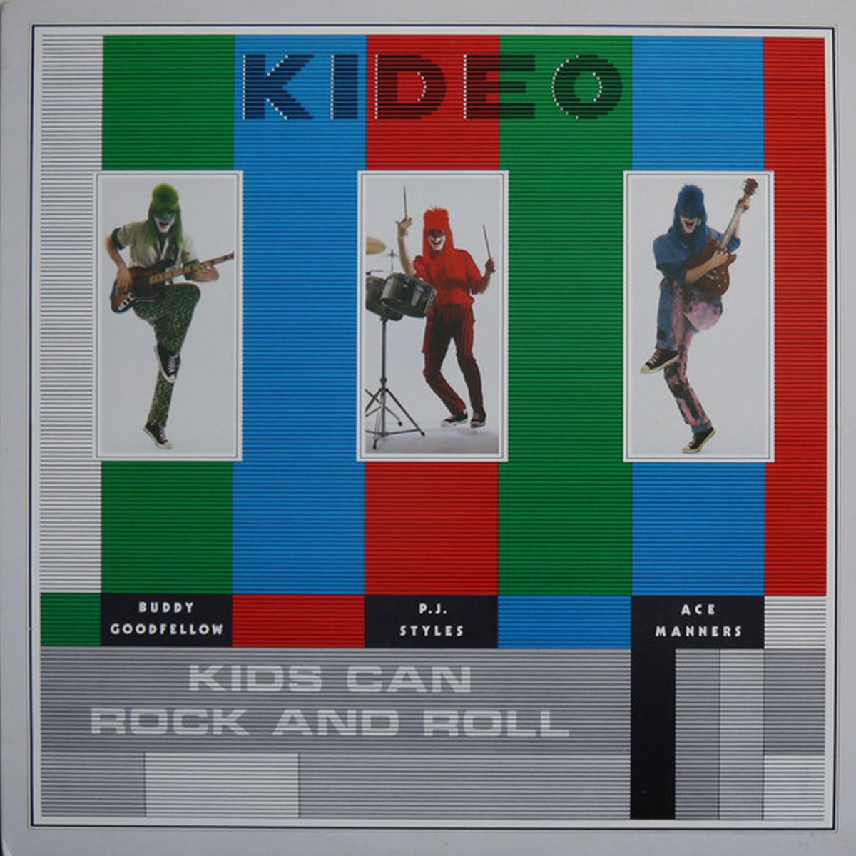 Kids Can Rock and Roll was released in 1986 and still holds up.