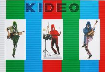 K-I-D-E-O! We are Kideo!