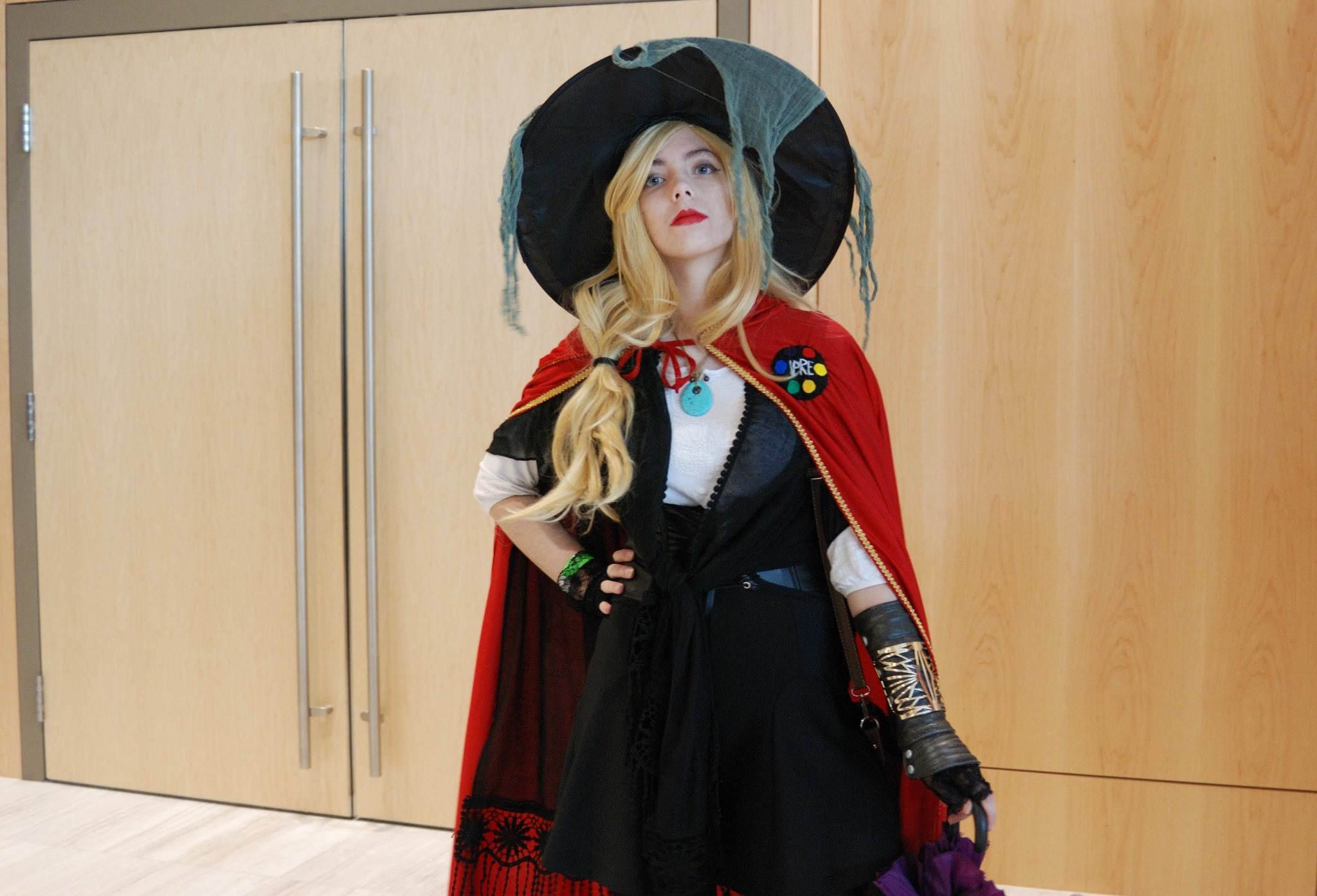 Forest City Comicon 2018 Riley Wray as Taako from the Adventure Zone at Forest City Comicon in London, Ontario.