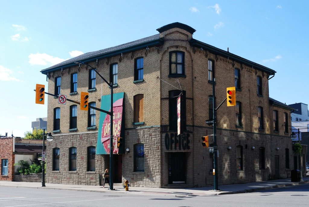 The building for Call The Office in London, Ontario.