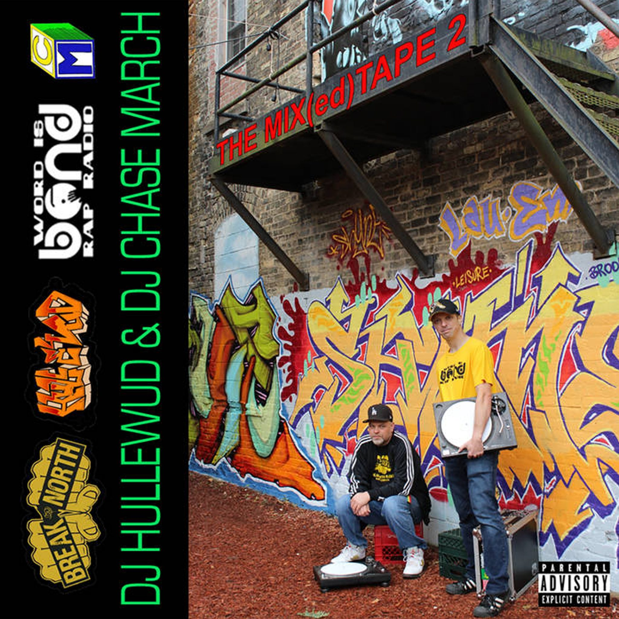 DJs Hullewud and Chase March are back with a mixtape featuring some of London's hip-hop finest.