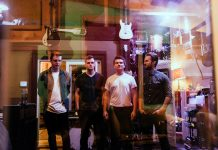 London's Lost in Japan are releasing their first full-length album Oct. 5.