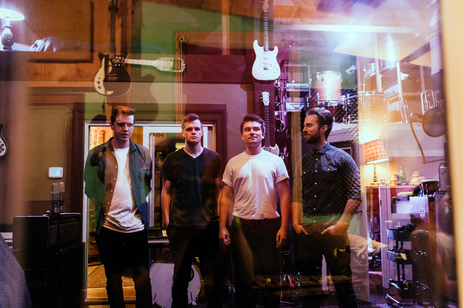 ca5d48b90 Lost In Japan Release First Full-Length Album - LondonFuse