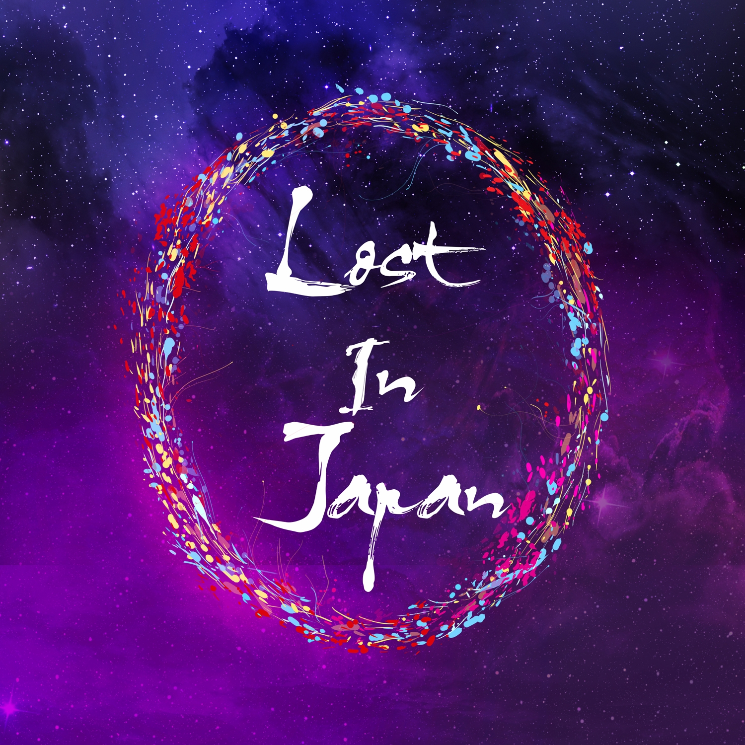 Lost in Japan's self-titled album is their first full-length.