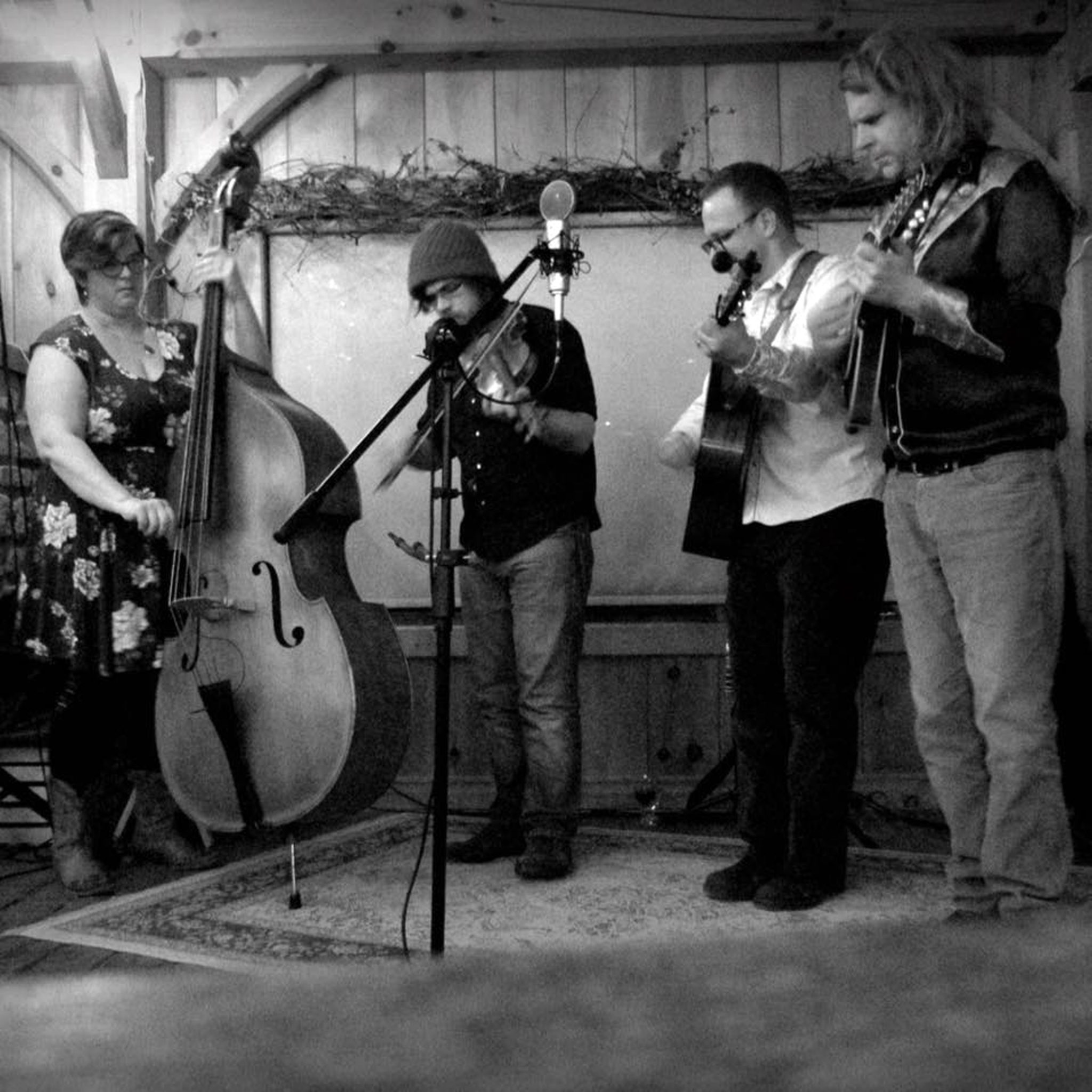 The Heartaches Stringband - photo via facebook.