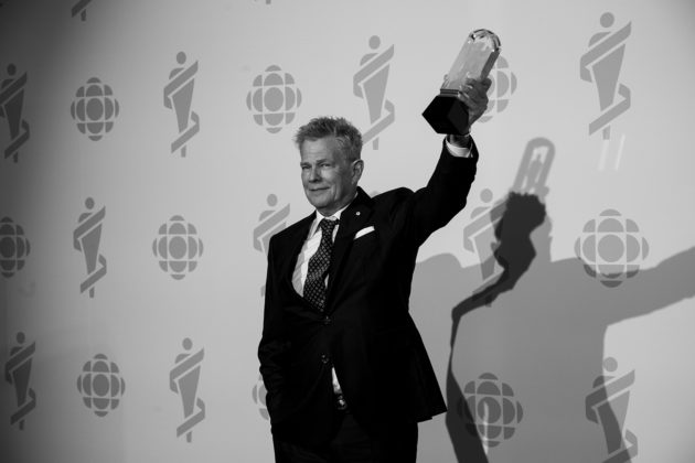 David Foster was awarded the Humanitarian Award.