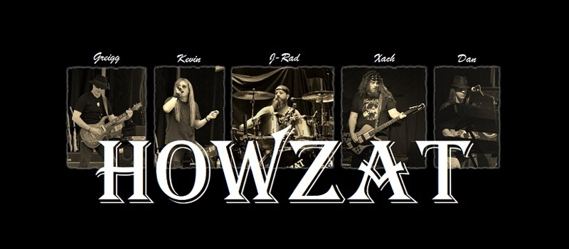 Howzat, a band from London, ON