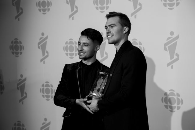 "Loud Luxury won Dance Recording of the Year for ""Body""."