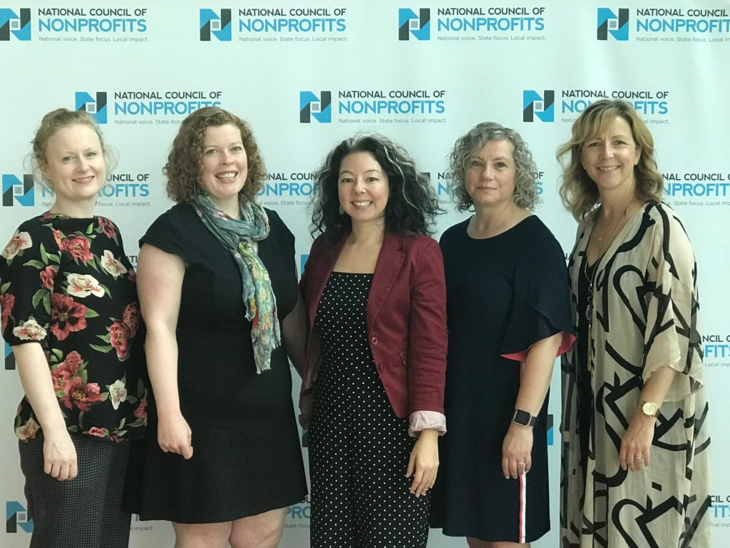 National Council of Nonprofits group photo