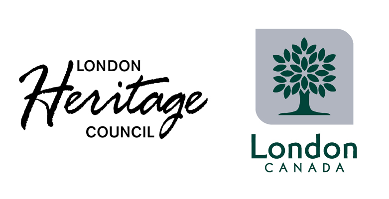 London Heritage Council and City of London logos